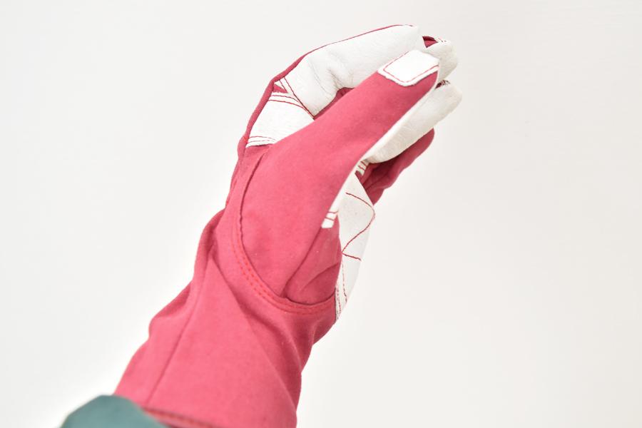 WG337/ガーデン手袋/手袋/人口皮革手袋/ユニワールド/のらぎや