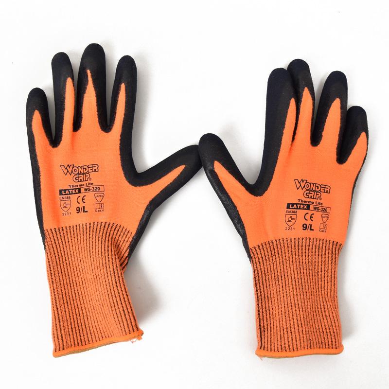 ユニワールド/ワンダーグリップ サーモライト/手袋/防寒手袋/WG320/のらぎや/本体
