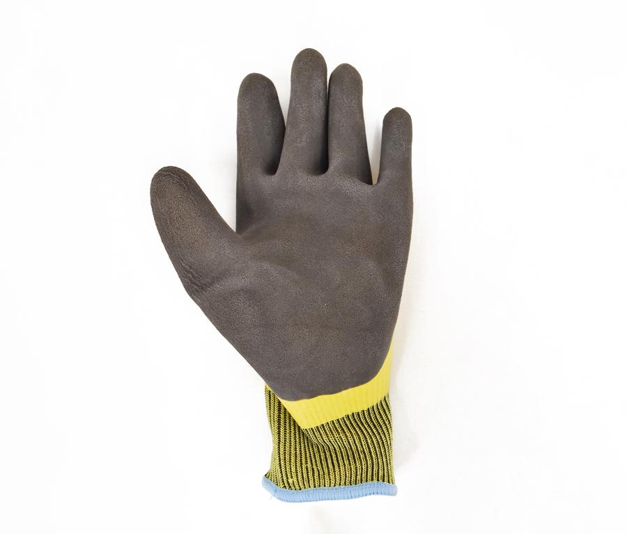 WG337/ワンダーグリップ/スゴダン/防水手袋/防寒手袋/ユニワールド/のらぎや